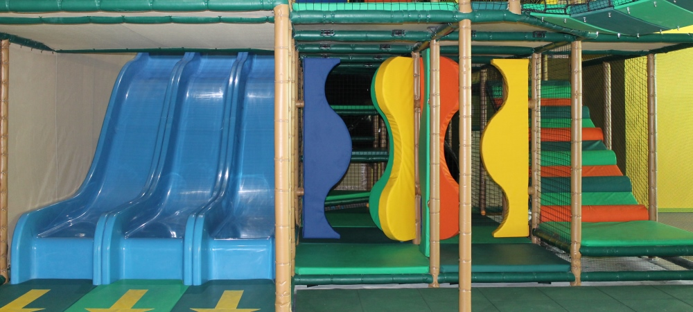 Indoor Play for ages 1-12