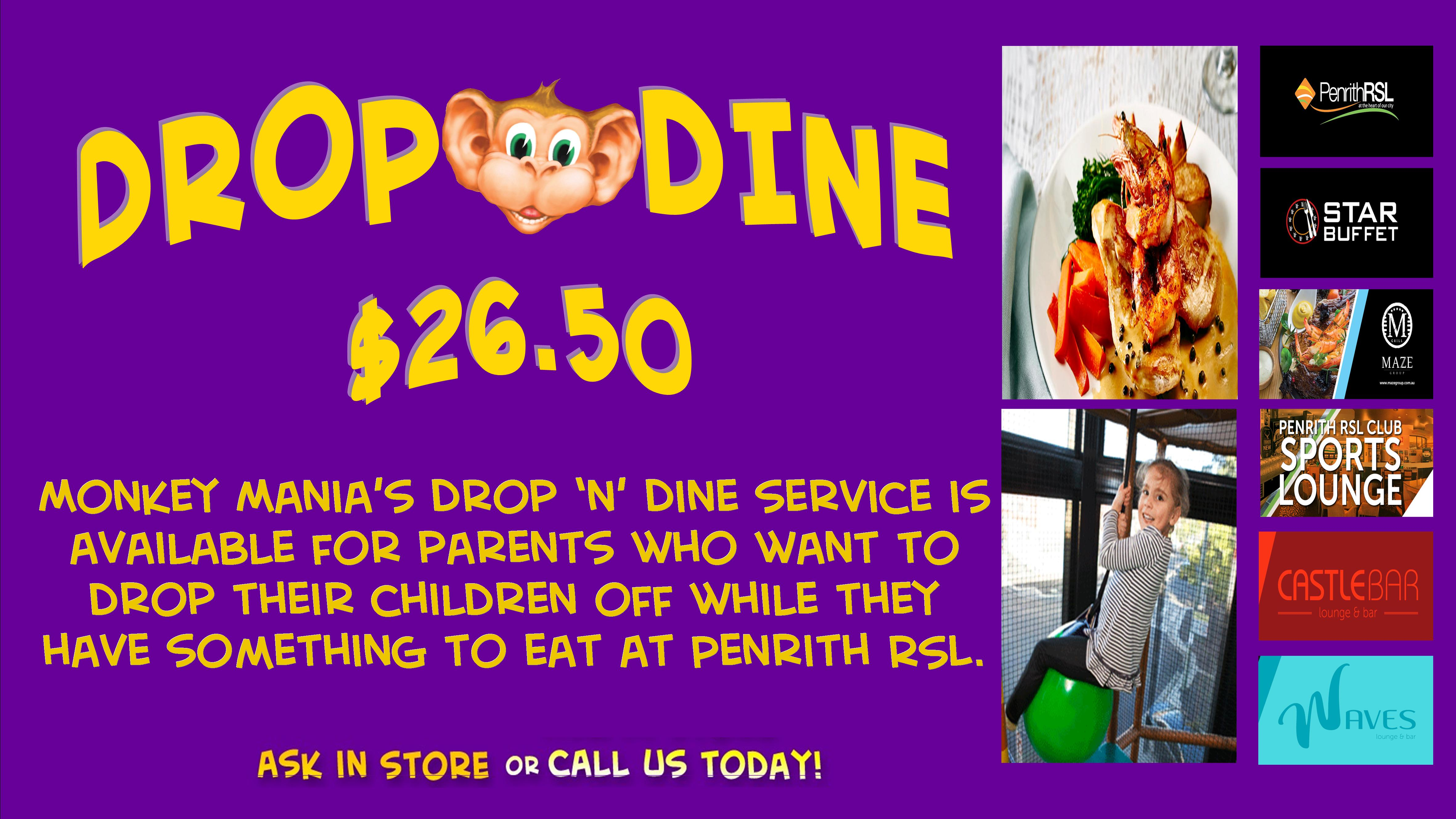 Drop n Dine PEN