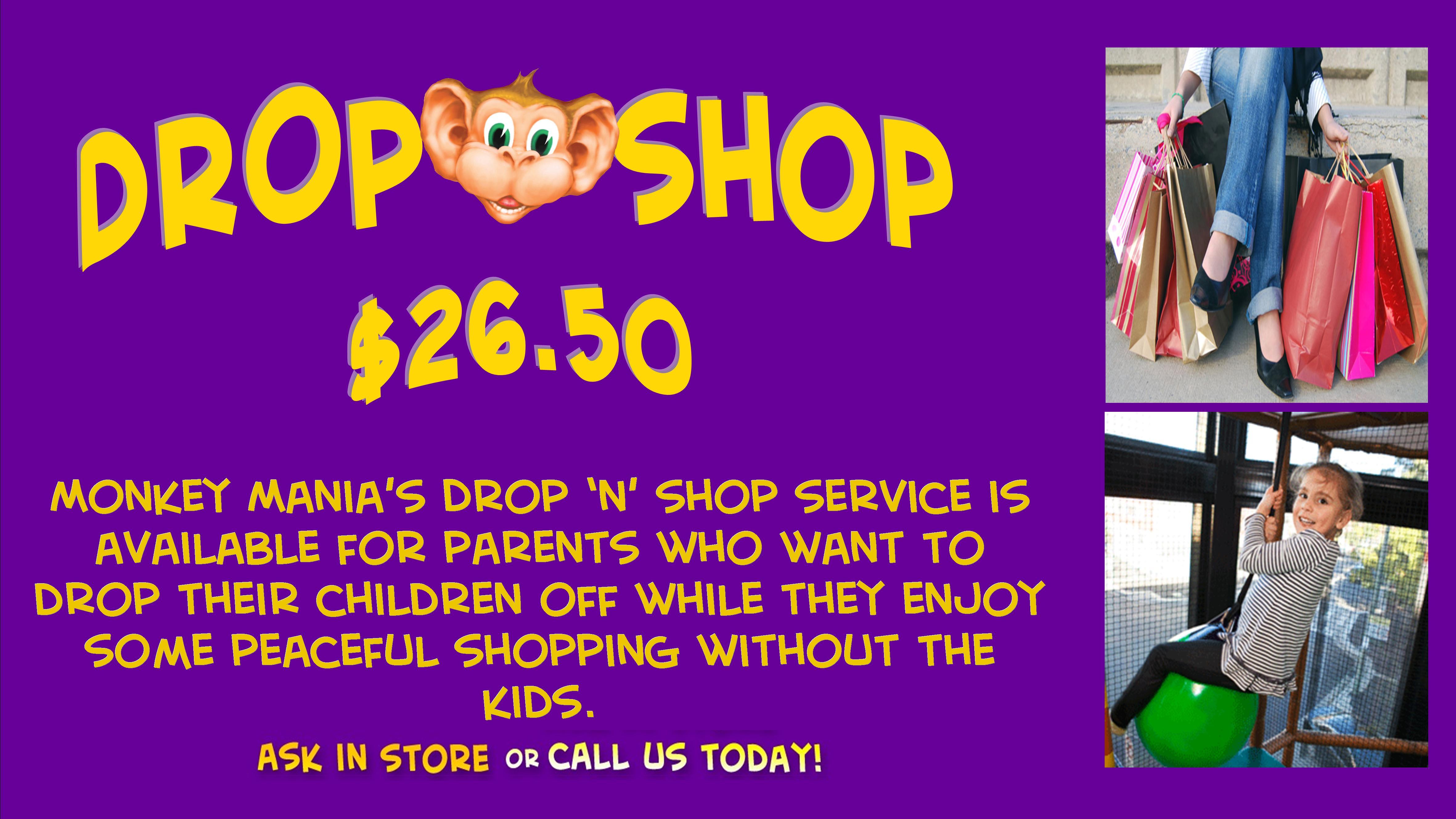 Drop n Shop