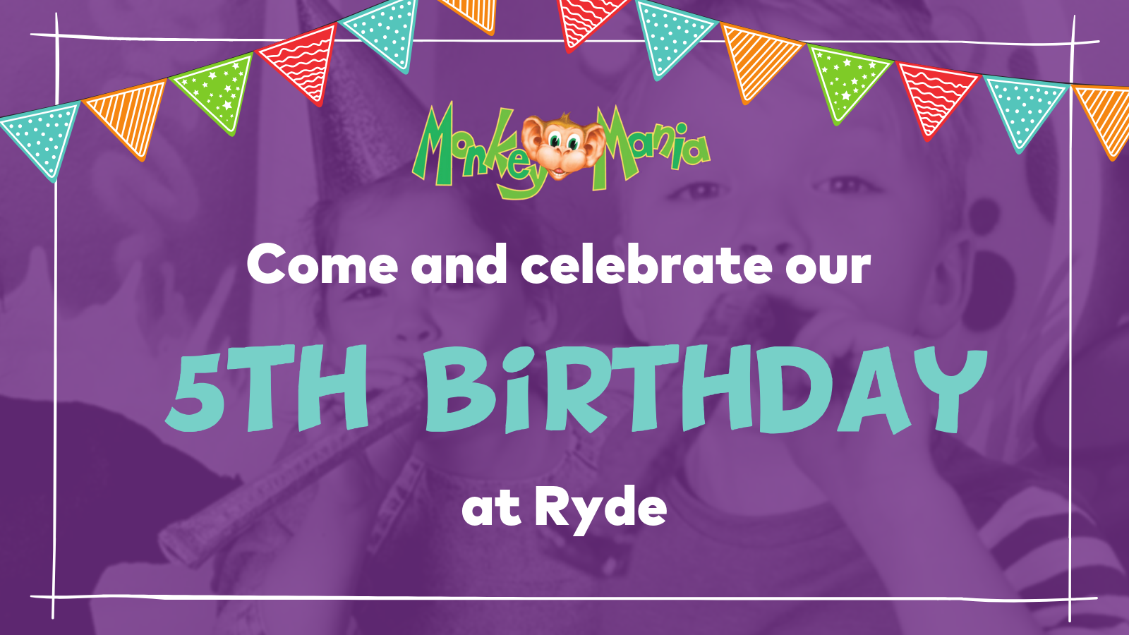 Top Ryde is turning 5