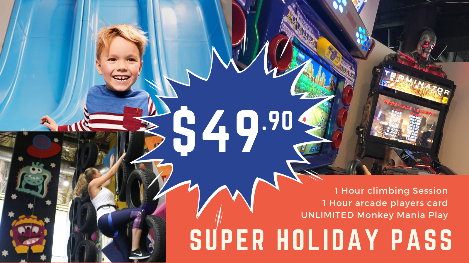 Super Holiday Pass