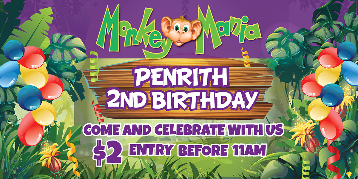 Penrith's 2nd Birthday
